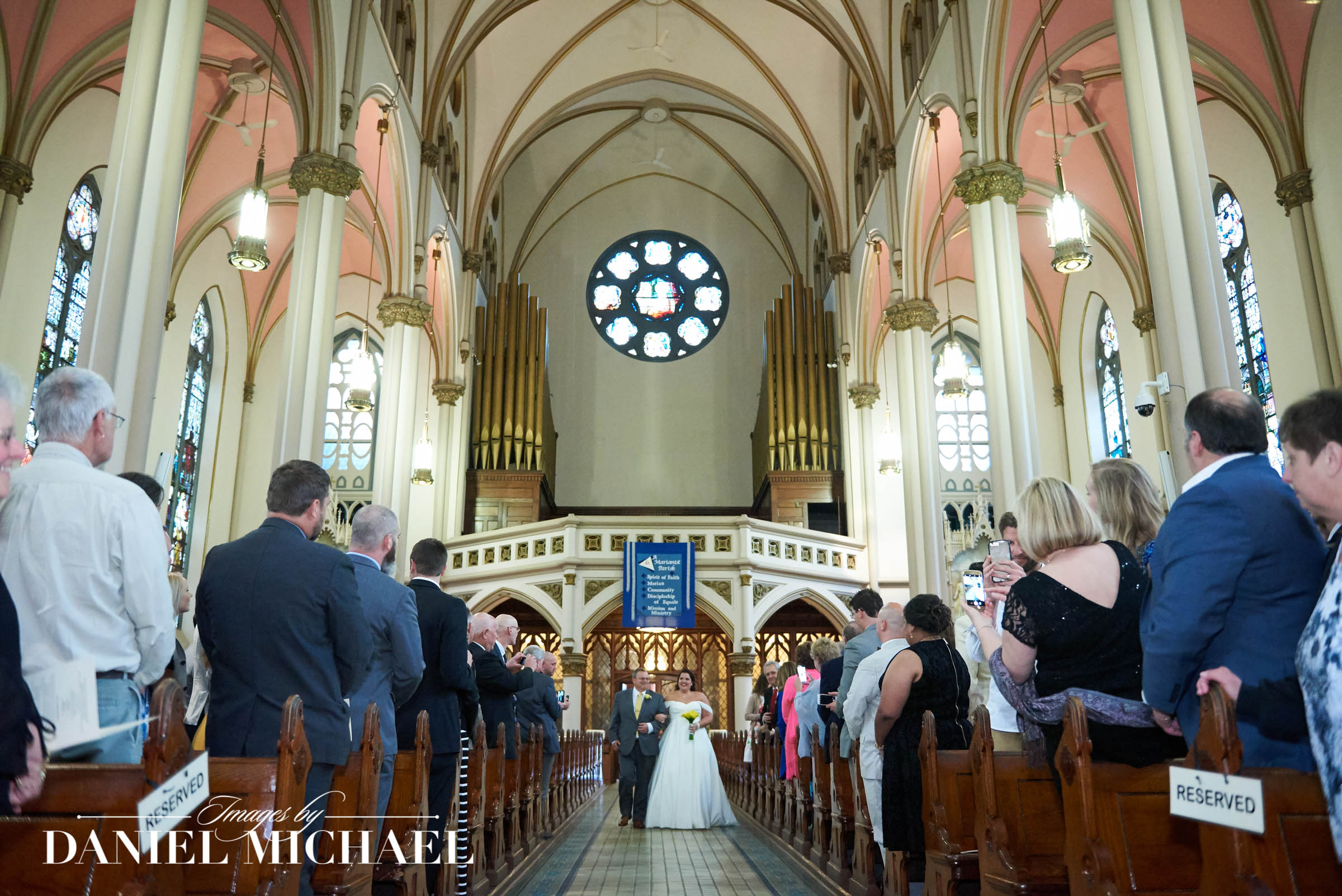 Wedding Photographers St Francis DeSales