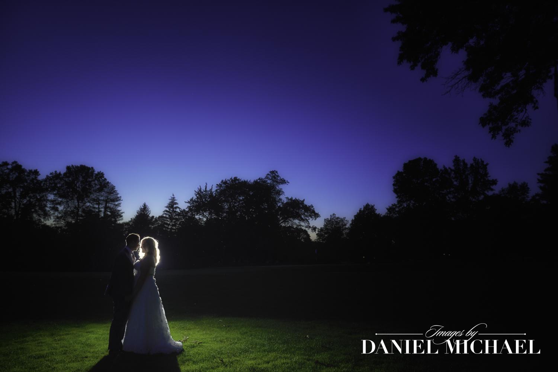 Sunset Wedding Photography Camargo Club