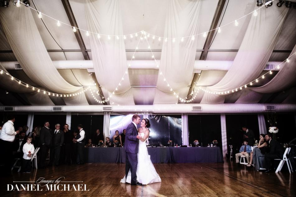 Wedding Reception Photography at Pinecroft