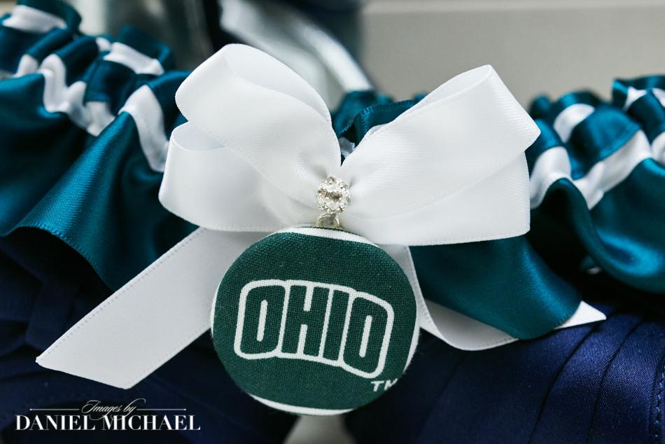 Ohio University Garter
