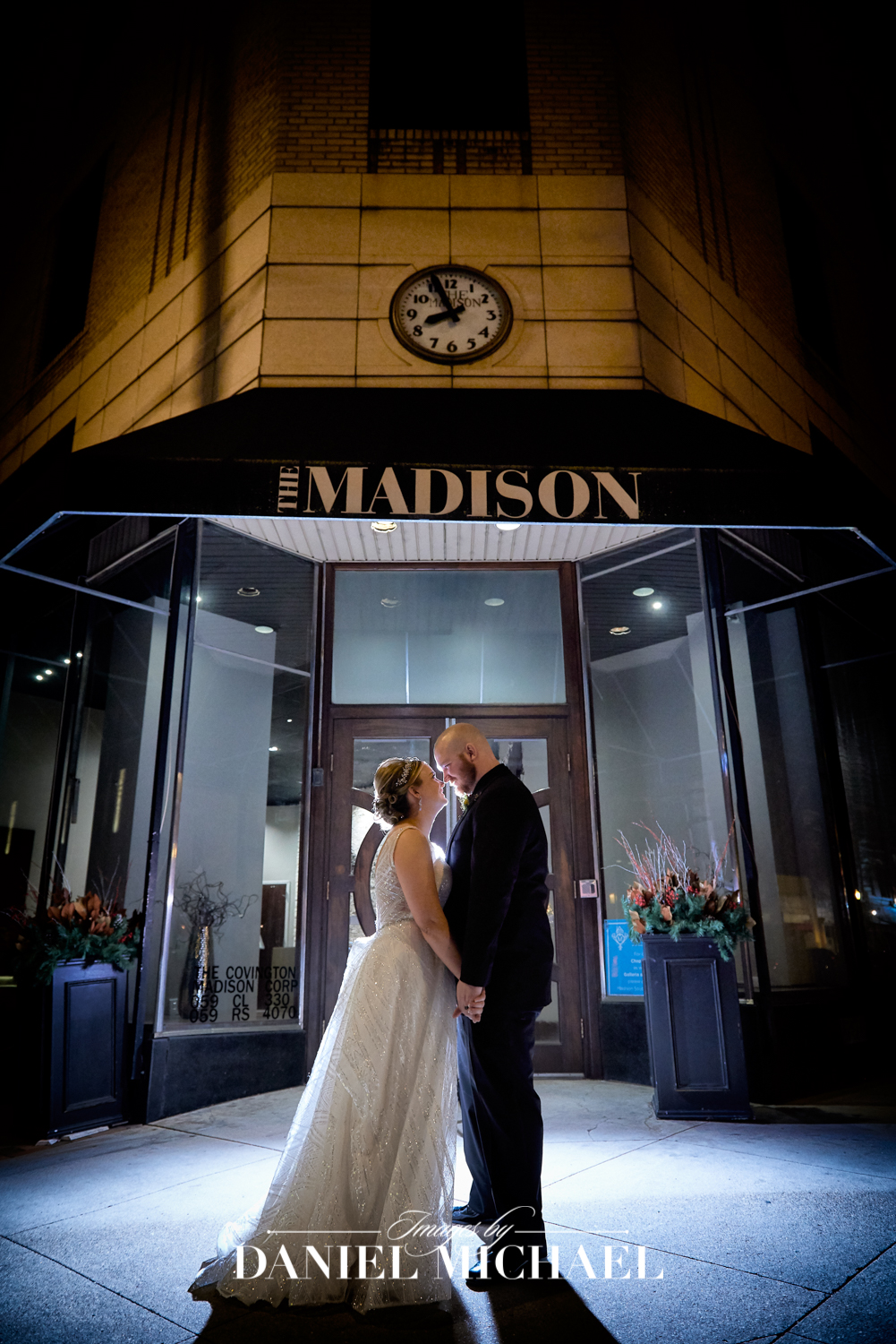 The Madison Wedding Photo