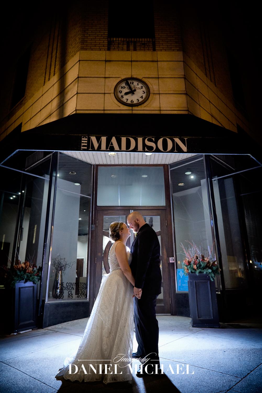 The Madison Wedding Photo