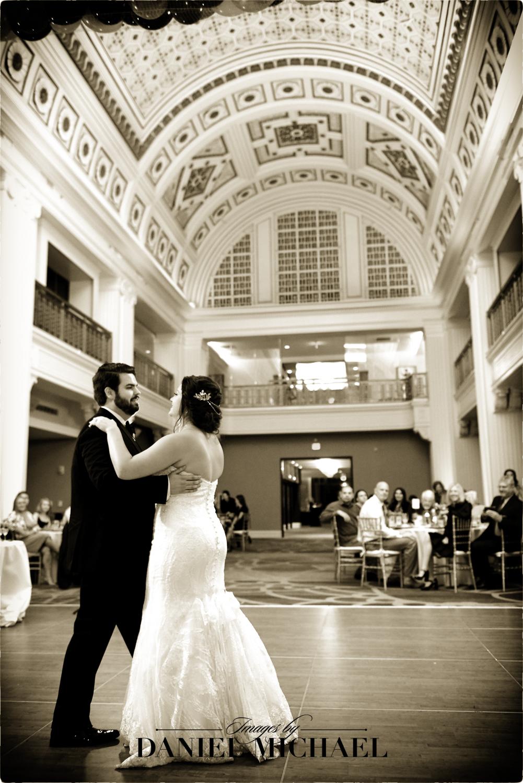 Renaissance Wedding Reception Photographer