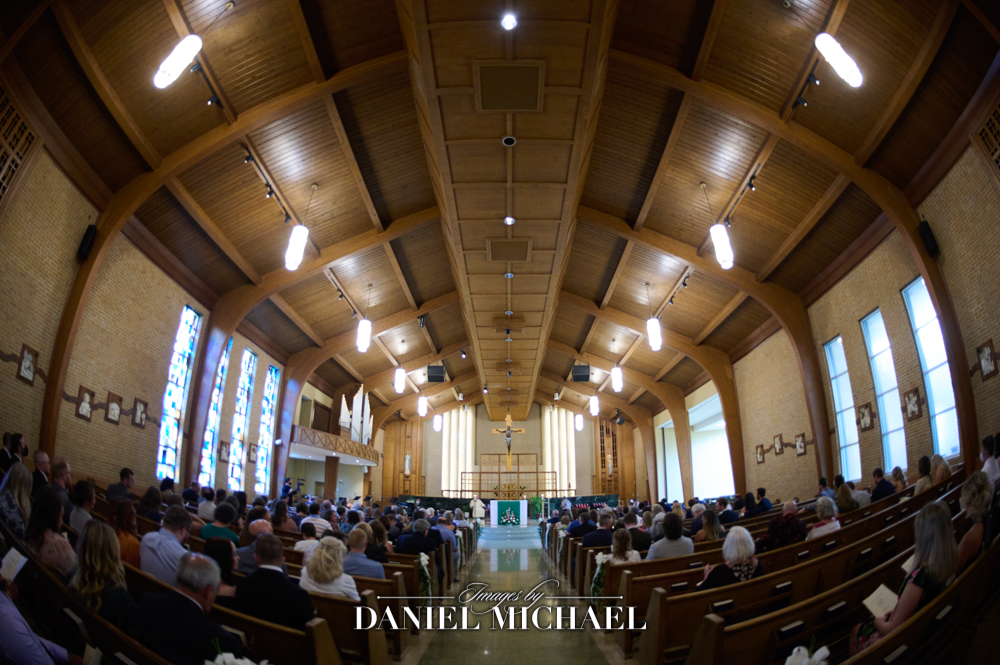 St Michaels Wedding Ceremony