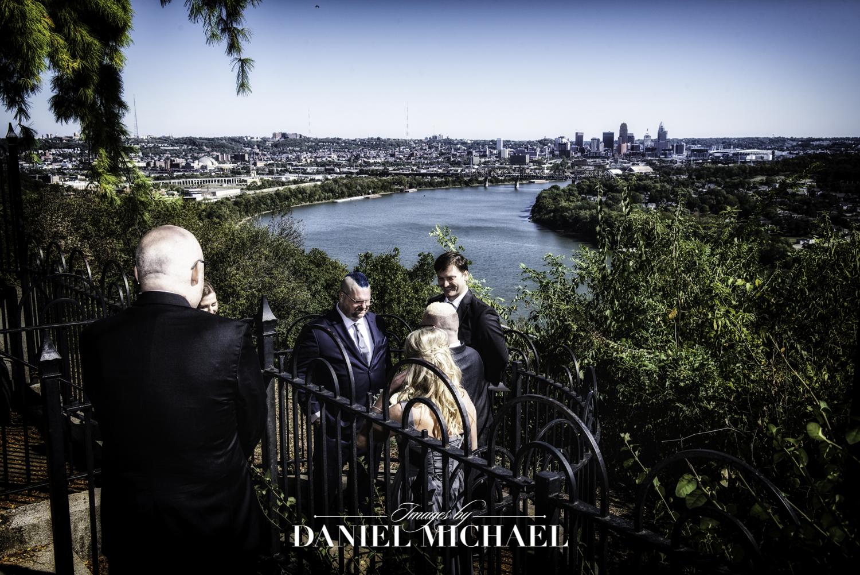 Wedding Ceremony Photography Mt Echo