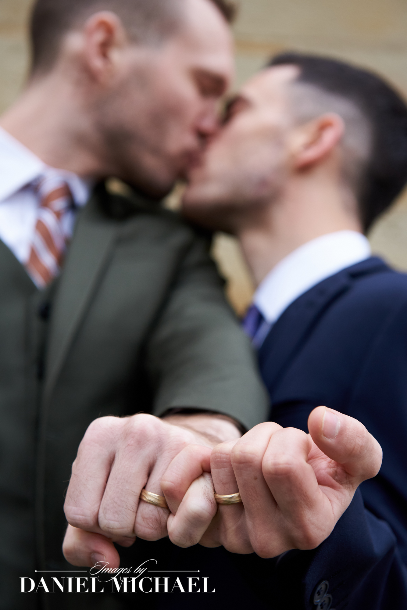 Same Sex Wedding Photographers Rings