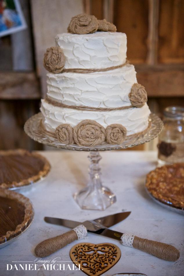 Wedding Reception Wedding Cake