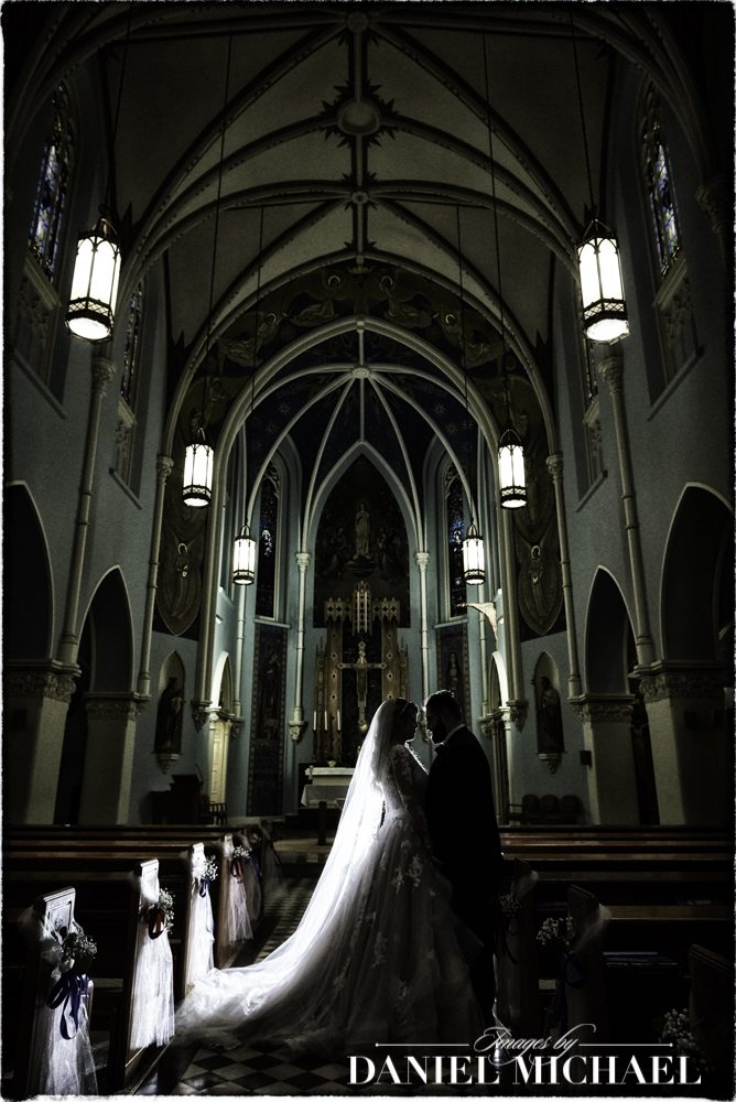 St Clare Wedding Photo