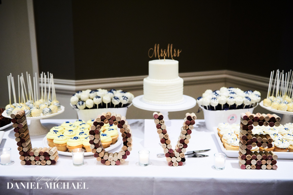 Desert Table Wedding Pictures