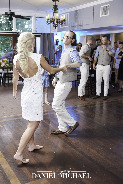 Brother Bride Wedding Dance Photo