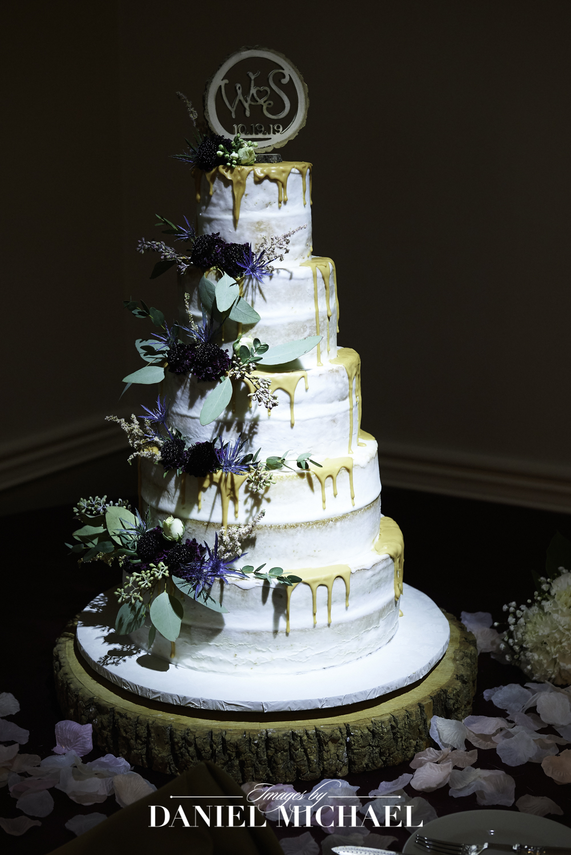 Patricias Wedding Cake Photo
