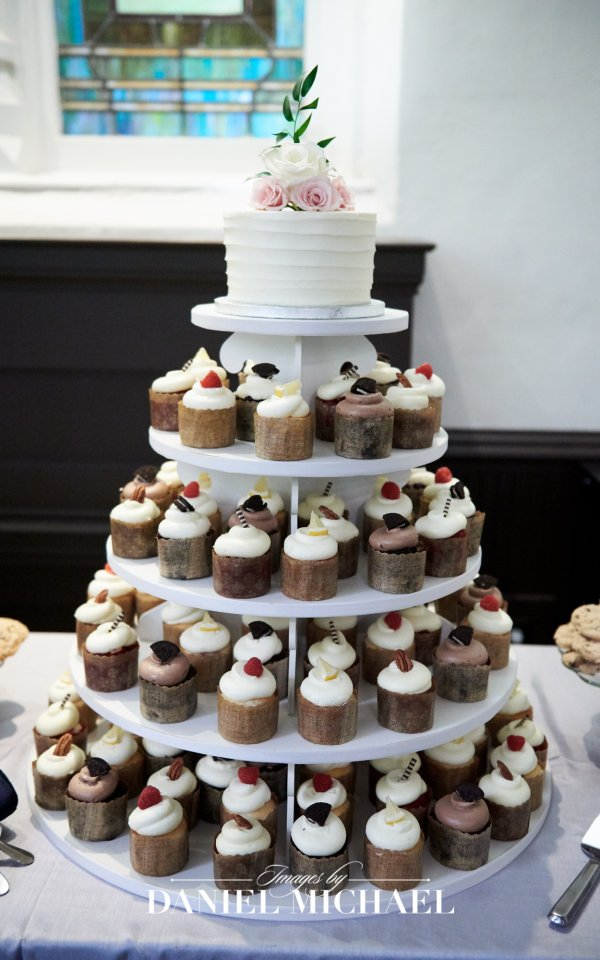 Spoon Fulla Sugar Wedding Cupcakes