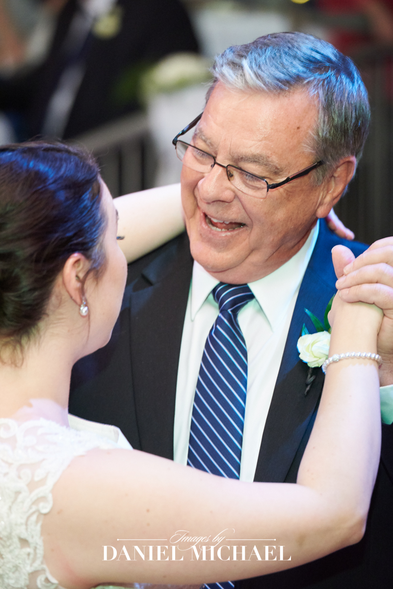 Father Daughter Wedding Reception Dance