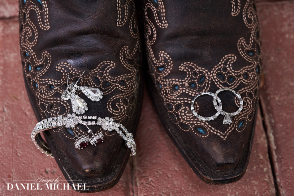 Farm Wedding Boots