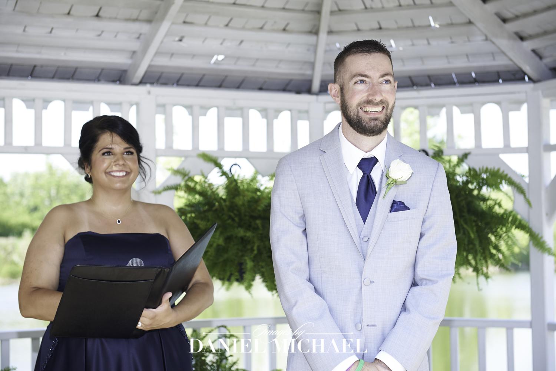 Wedding Ceremony Lake Lyndsay