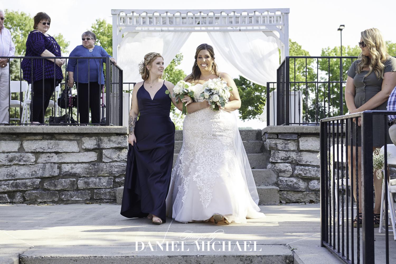 Wedding Ceremony Photography Lake Lyndsay