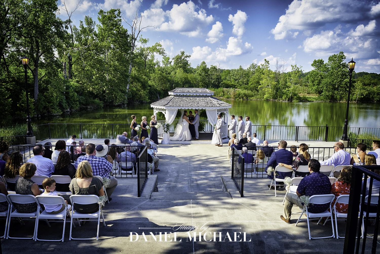 Lake Lyndsay Wedding Ceremony Venue