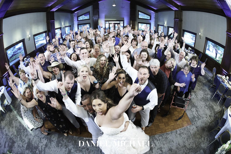 Group Photo Wedding Photography