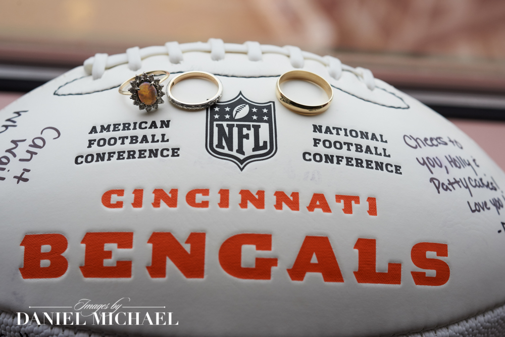 Wedding Rings Cincinnati Bengals