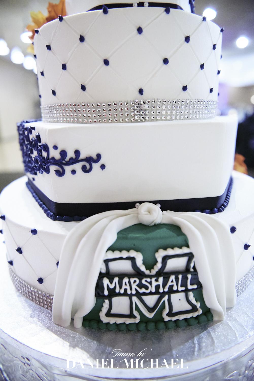Marshall Wedding Cake