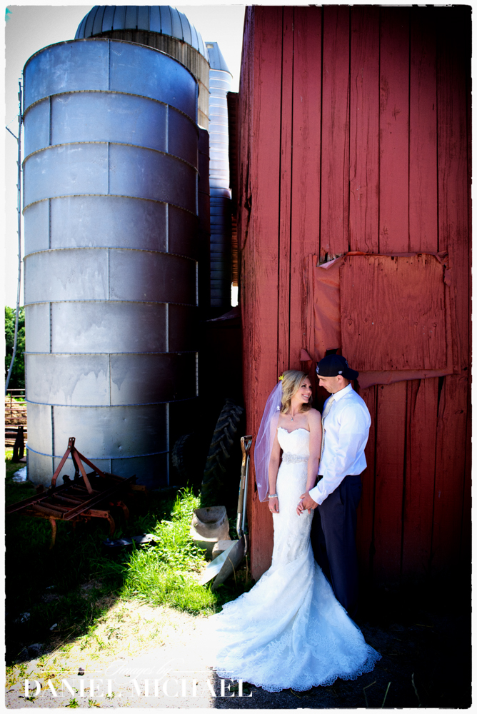 Wedding Photography at Barn