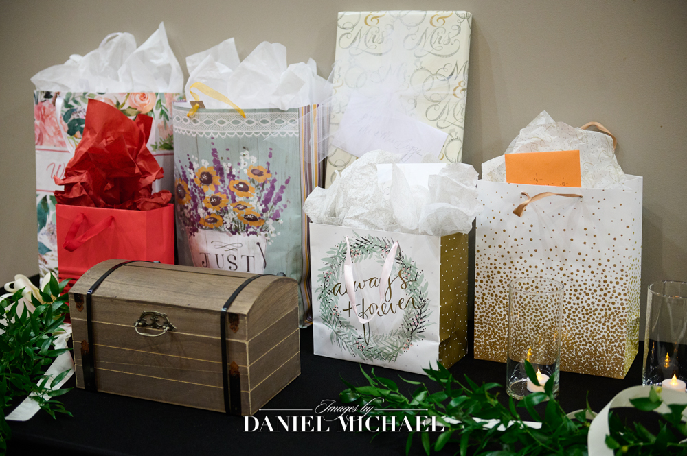 Gift Table Photo
