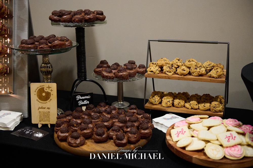 Wedding Sweets Table Photo