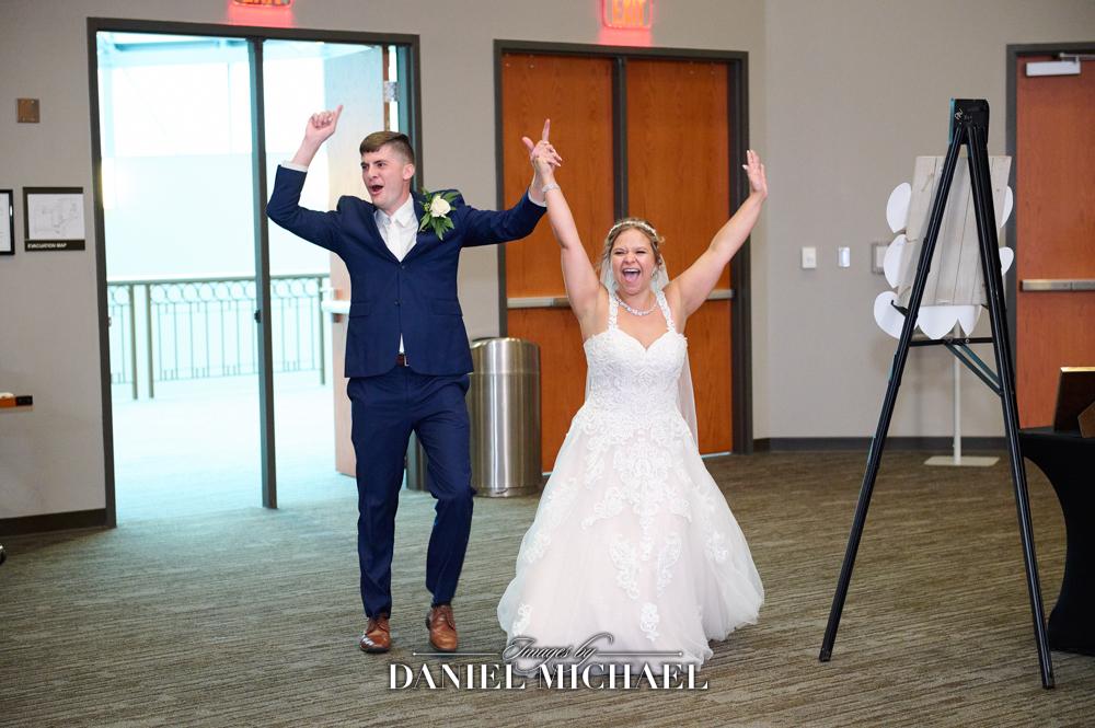 Wedding Reception Introductiosn