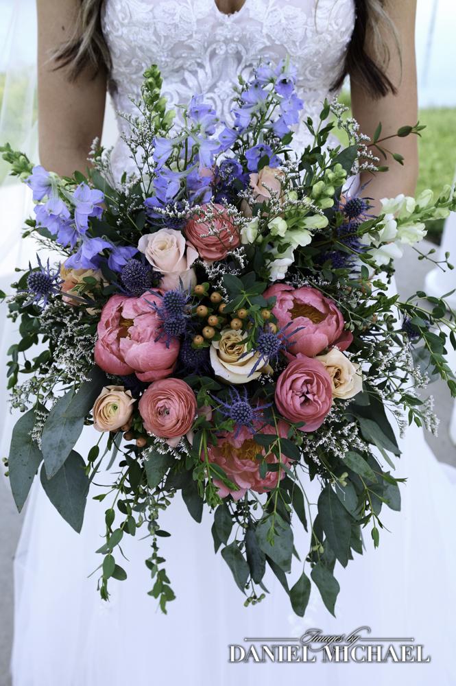 Flowerman Bridal Bouquet Photography