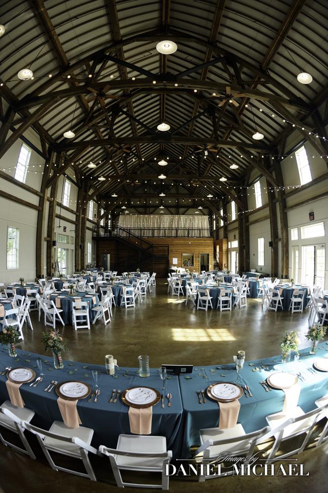 Muhlhauser Barn Wedding Reception
