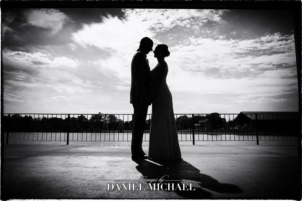 Wedding Photography Portrait At Lake Lyndsay