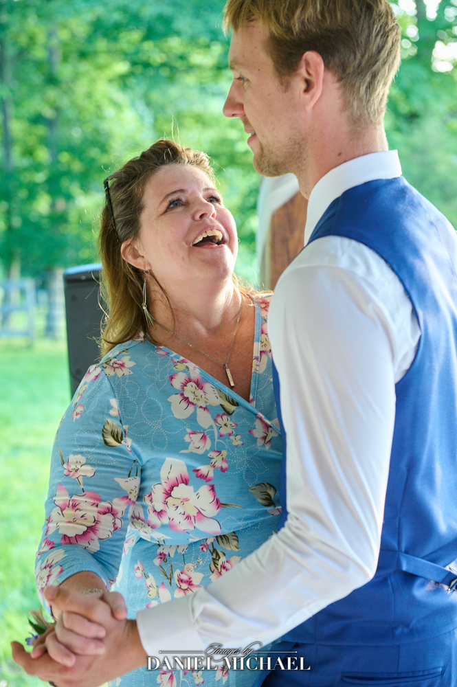 Mother Son Dance Photography