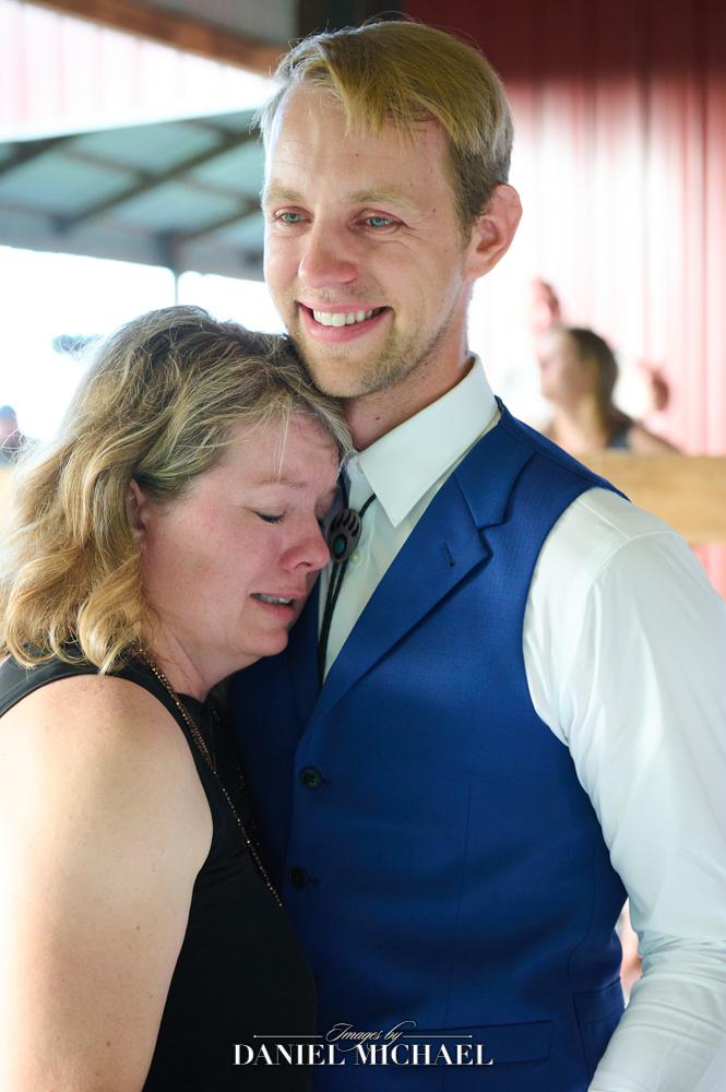 Step Mom and Son Wedding Dance