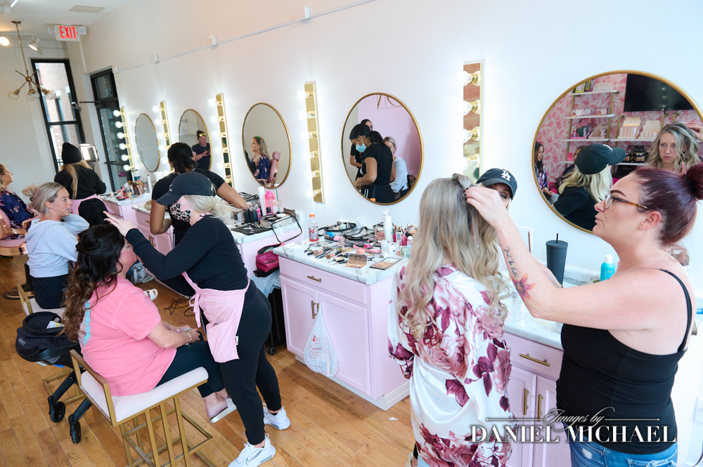 Reign Hair and Make up Studio