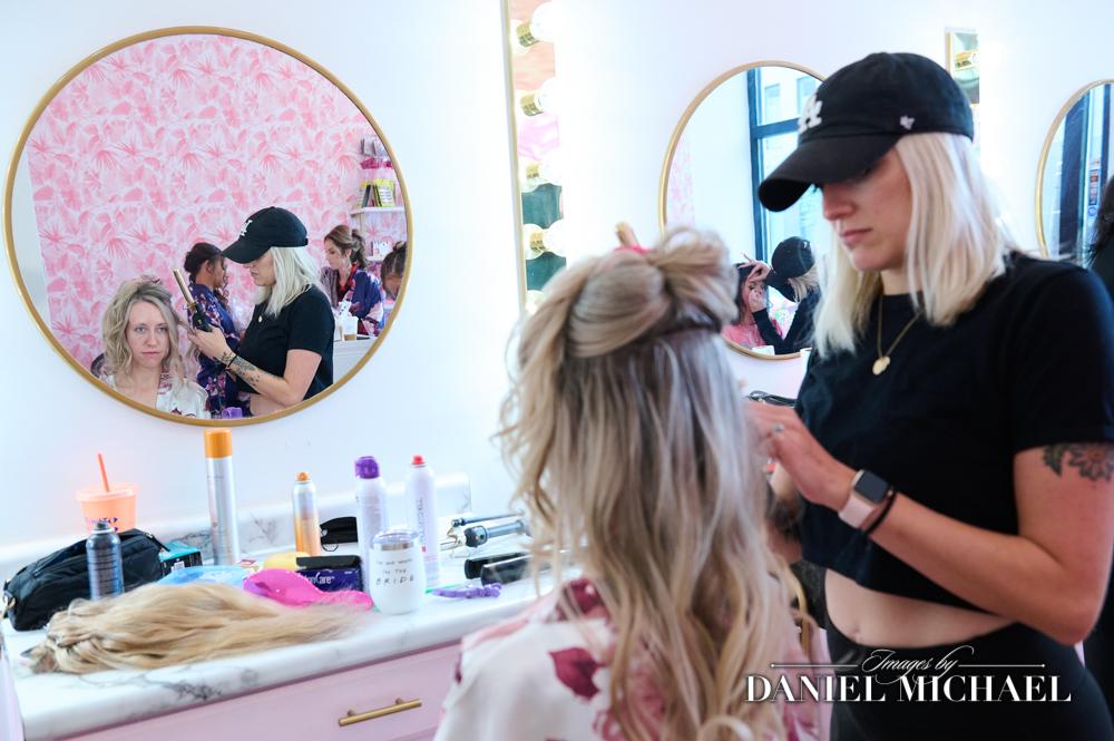 Reign Wedding Hair and Make up Studio
