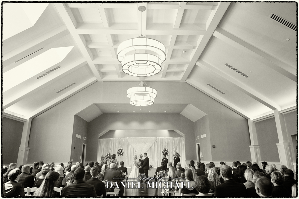 Center Park Wedding Ceremony Photography