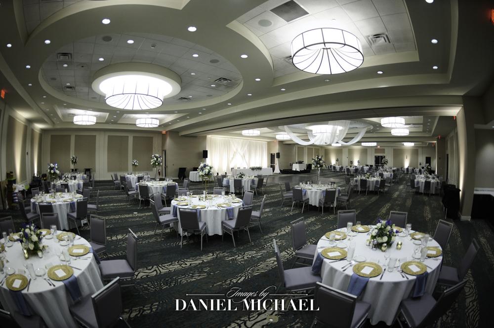Center Park Wedding Reception Photography