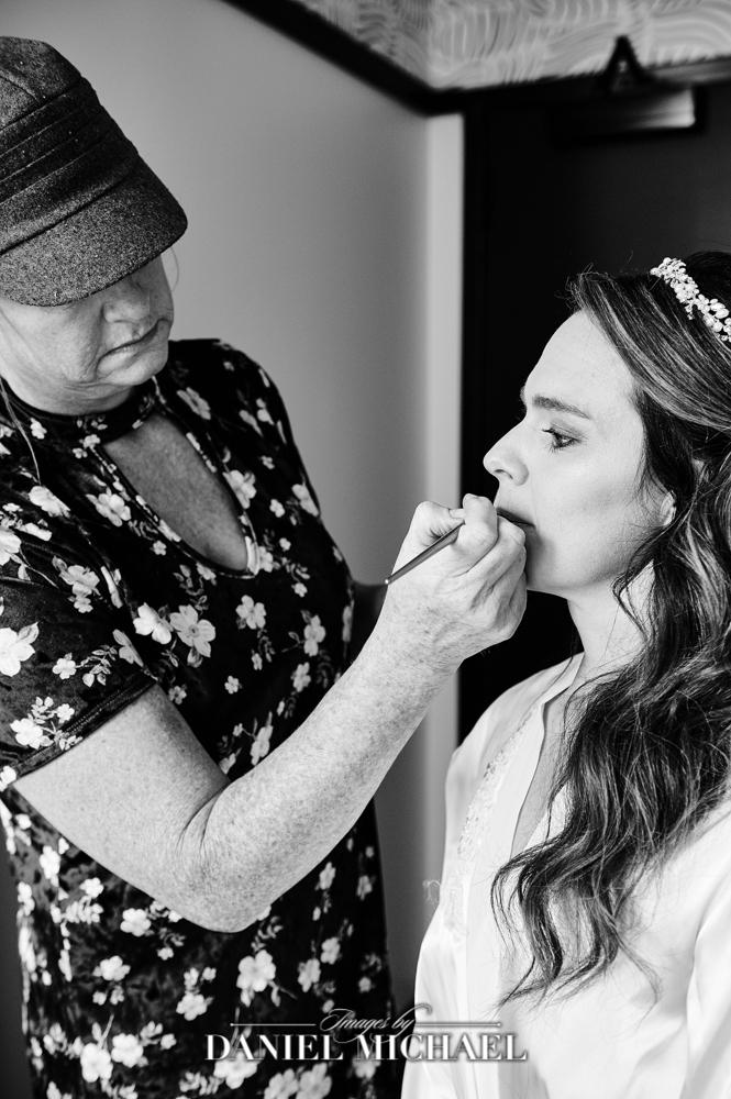 Bridal Make Up Photo
