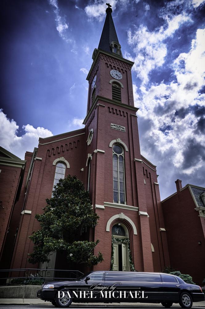 St Rose Church Photographer