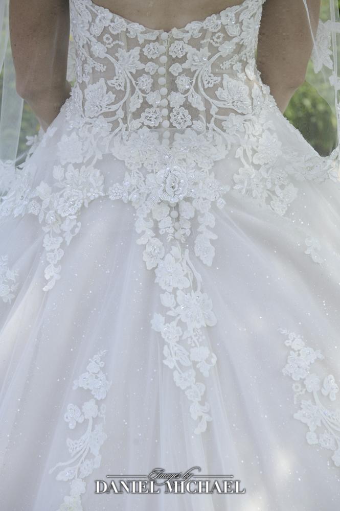 Wendy's Wedding Dress Photo