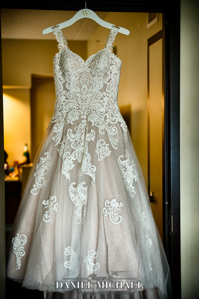 Wedding Dress from Wendy's