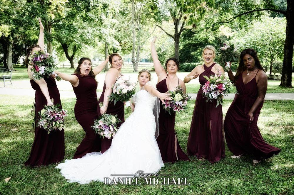 Bridesmaids Fun Photographers