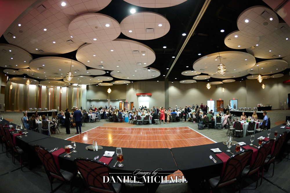 Sharonville Convention Center Wedding Photographer