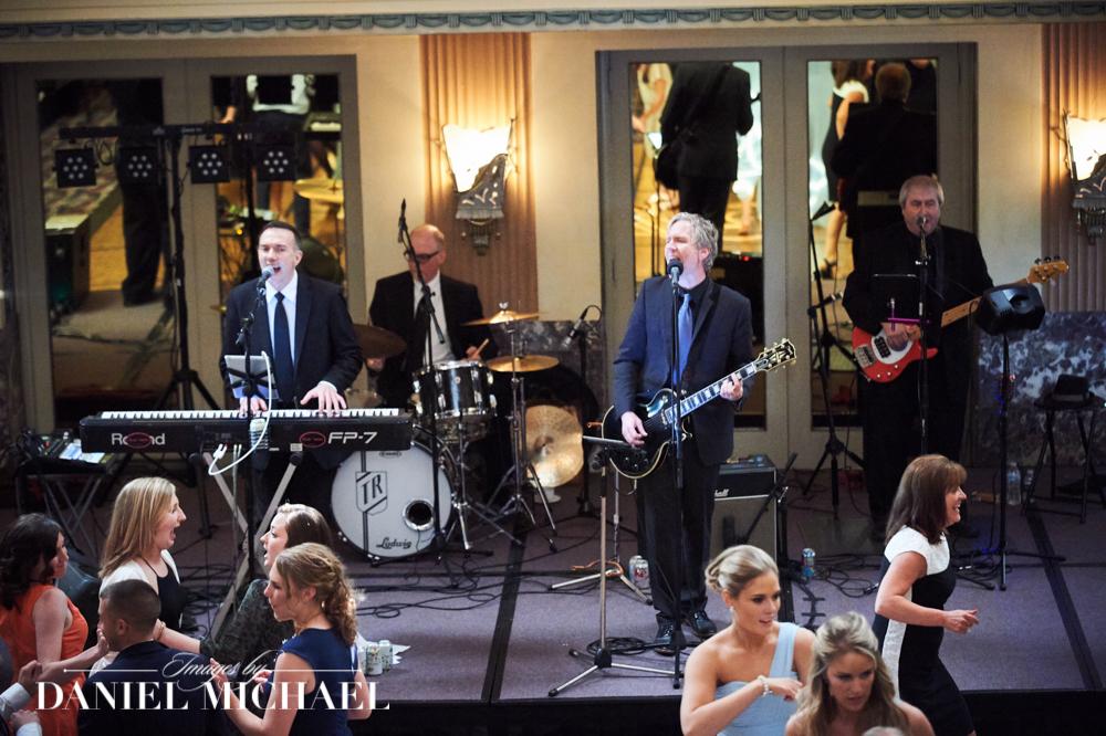 Chuck Taylor Band Wedding Photography