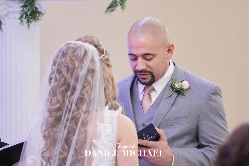 Wedding Ceremony Indoor Oasis