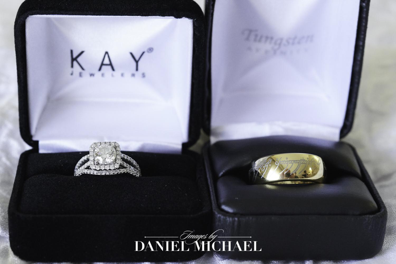 Wedding Rings LOTR