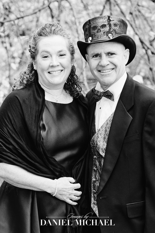 Parents of the Bride Halloween