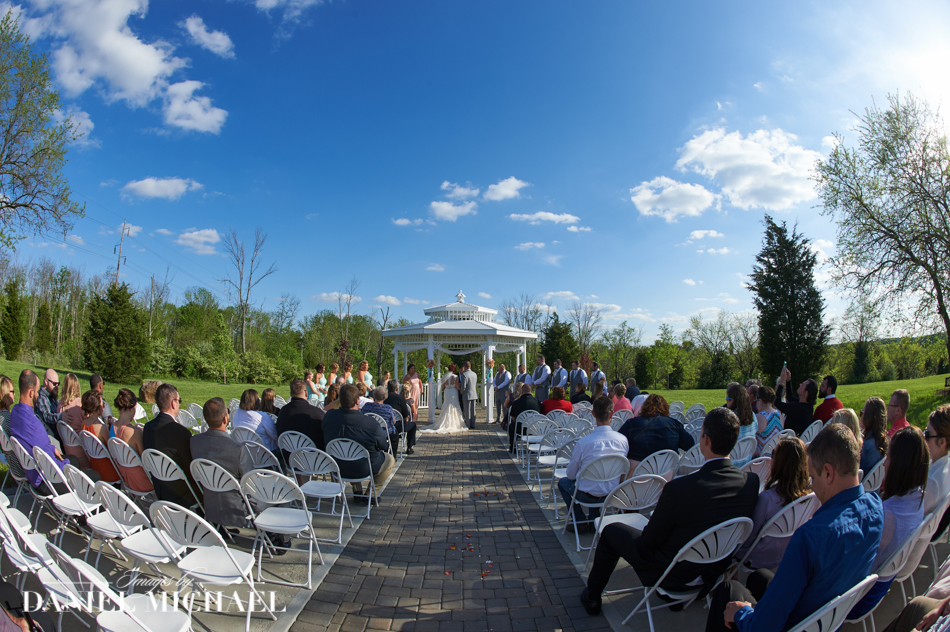Wedding Ceremony Magnolia Estate