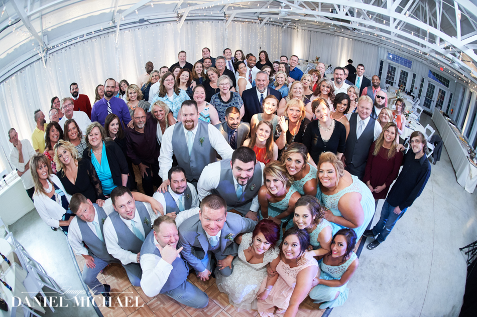 Group Photo Wedding Photography