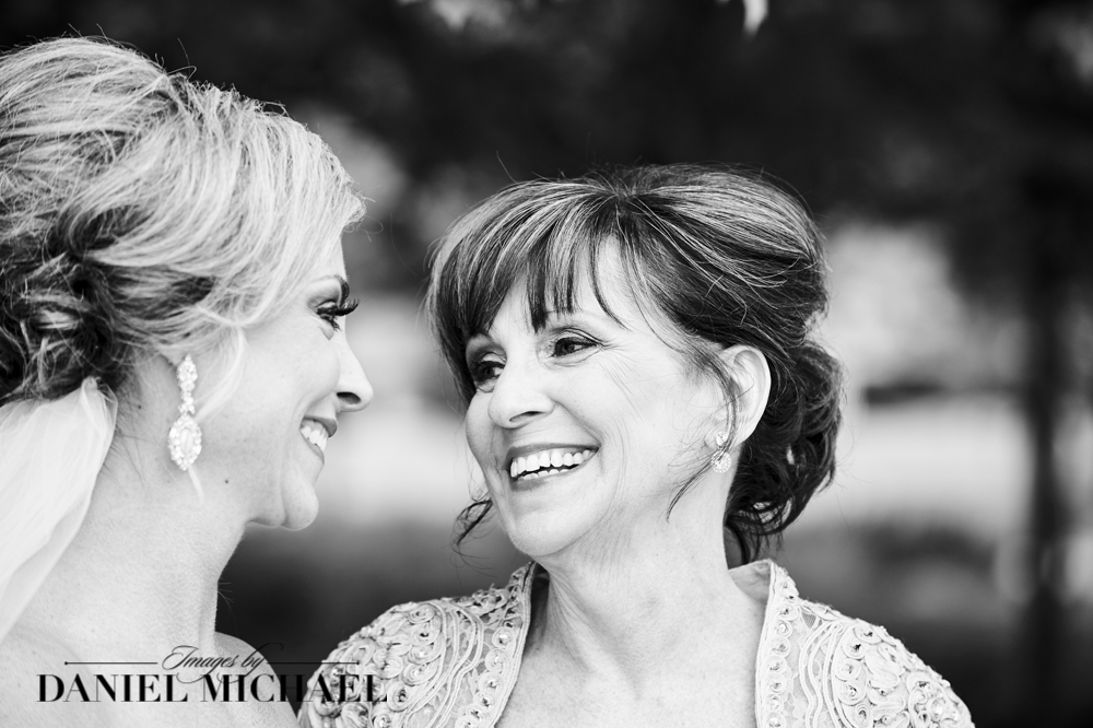 Mother Daughter Wedding Photos